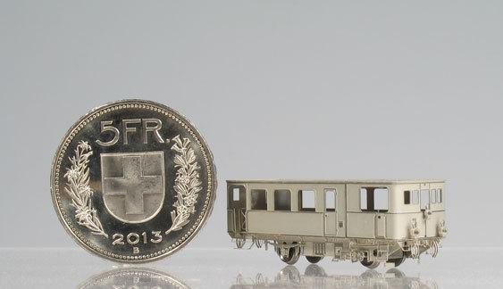 N-Tram baut Dampftriebwagen